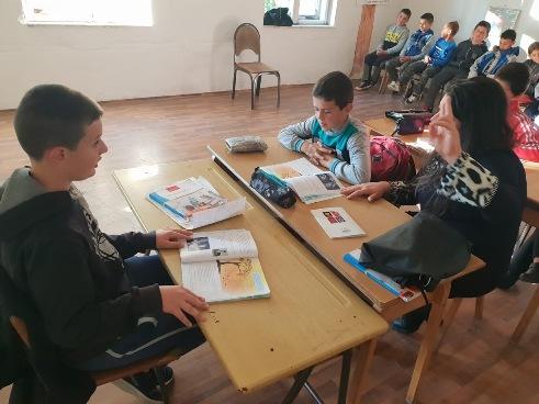 Učenici u ulozi nastavnika